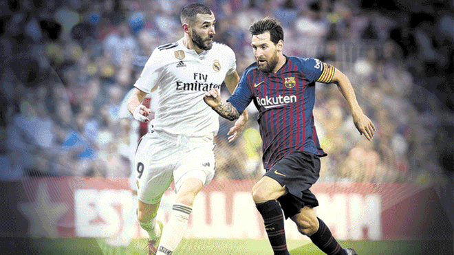 Ver Getafe Vs Real Madrid: Noticia-karim-benzema-messi-barcelona