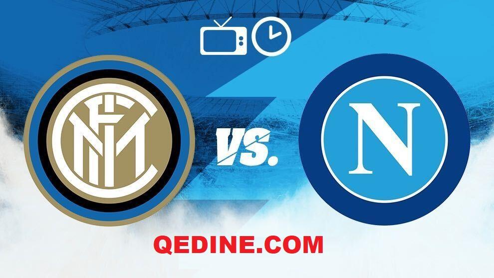 Inter Vs Napoli EN VIVO Horarios Y Canales TV D U00f3nde Ver